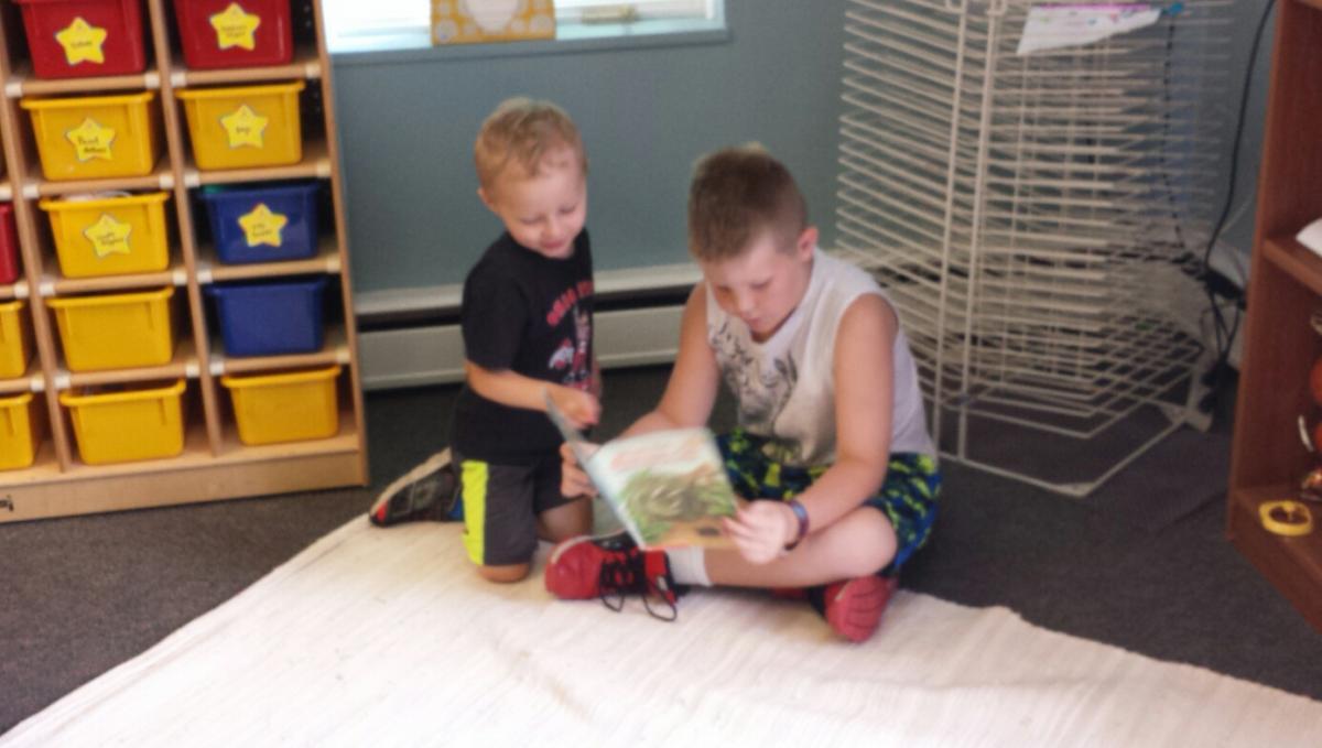 Buddy Reading Days